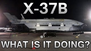 Download X-37B - What is it doing up there? Video