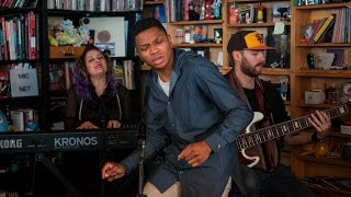 Download Gallant: NPR Music Tiny Desk Concert Video