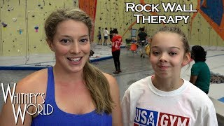 Download Rock Wall Physical Therapy | Whitney Bjerken Video
