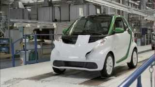 Download smart electric drive Production plant Hambach Video