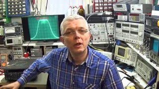 Download #75 Ham Radio repair: Kenwood TS-850 S local board with leaking capacitors Video