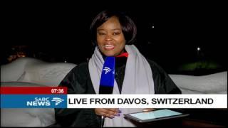 Download UPDATE: World Economic Forum in Davos Video