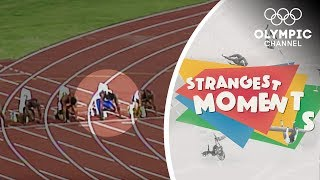 Download False starts and missed starts at the Olympics | Strangest Moments Video