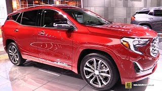 Download 2018 GMC Terrain Denali - Exterior and Interior Walkaround - Debut at 2017 Detroit Auto Show Video