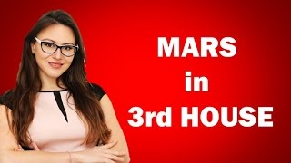 Download Mars in Third House in the Birth Chart Video