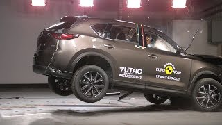 Download 2018 Mazda CX-5 - Crash Test Video