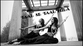Download Taal se taal mila | Taal | A.R. Rahman @itsnatashab Choreography Video