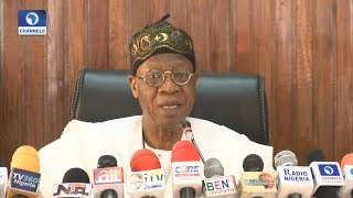 Download We Are Close To Achieving Self Sufficiency In Rice Production- Lai Mohammed Video