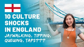 Download Culture Shock In England | 10 Things That Shocked Us | USA vs. England Video
