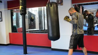 Download Ultimate 20 Minute Heavy Bag Workout. Round 1 Video
