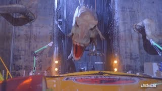 Download [4K] Jurassic Park Ride - NOW CLOSED at Universal Studios Hollywood Video