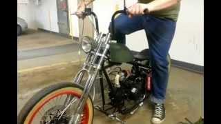 Download My 2013 125cc Kikker Hardknock Bobber - It's Alive! Video