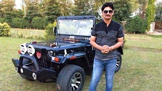 Download BLACK BEAUTY JEEP | RAJESH JAIN MOTOR | FOR ORDER CONTACT @ 9035785000 Video