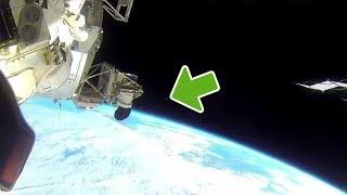 Download NASA kappt Livestream als UFO auf die ISS zu fliegt 😳 Video