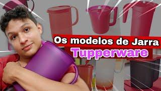 Download OS MODELOS DE JARRA DA TUPPERWARE   Aldemi Junior Video