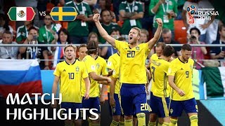 Download Mexico v Sweden - 2018 FIFA World Cup Russia™ - Match 44 Video