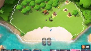 Download How to Take a Resource Base with Rocket Launcher - Boom Beach Video