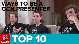 Download Top 10 Ways To Be A GCN Presenter Video
