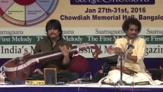 Download 2016 - Jugalbandhi by Mysore Manjunath & Rajesh Vaidya Video