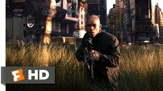 Download I Am Legend (1/10) Movie CLIP - Hunting in the City (2007) HD Video