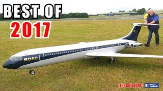 Download ③ BEST OF ESSENTIAL RC 2017   LARGE SCALE AND FAST RC ACTION Video