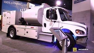 Download 2018 Freightliner M12 106 Conventional Service Truck - Walkaround - 2017 NACV Show Atlanta Video