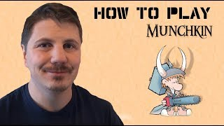 Download How to play Munchkin: Card games Video