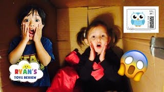 Download I Mailed Myself to Ryan ToysReview! | GONE WRONG 4 Year Old mails herself to another Youtuber Video