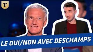 Download Le Oui-Non avec Didier Deschamps ! Video