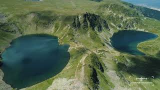 Download The Seven Rila Lakes, Bulgaria - 4К Aerial Filming | Седемте Рилски Езера с дрон Video