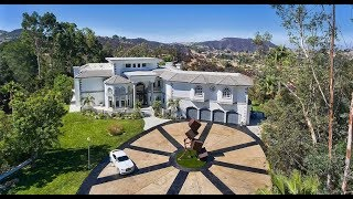 Download Super Luxurious $7 Million 15,000 SQ FT 8 Bedroom 14 Bathroom Home in California USA Video