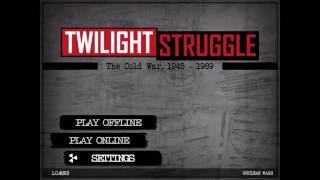 Download Twilight Struggle - iOS Board Games First Look Video