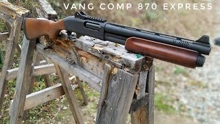 Download Vang Comp Systems 870 Express 12.5″ SBS Video