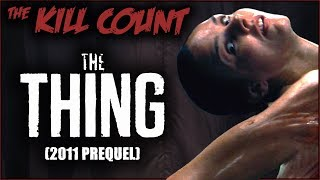 Download The Thing (2011 Prequel) KILL COUNT Video