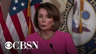 Download Pelosi resists Democratic calls to start impeachment proceedings Video
