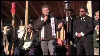 Download Standing Rock Interfaith Prayer Ceremony Video