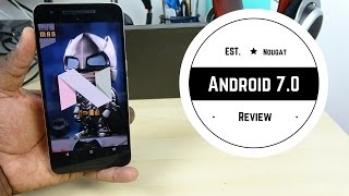 Download Android 7.0 Nougat Review!!! Video