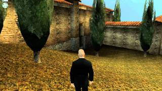 Download ″Hitman 2: Silent Assassin″, HD walkthrough (Professional), Mission 1 - Anathema Video