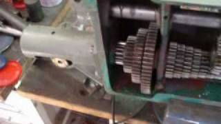 Download caixa norton, torno imor tr-trn de 1947 em restauro Video