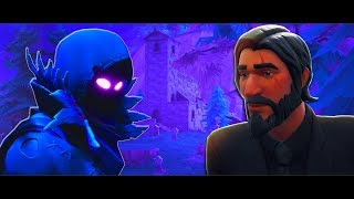 Download How John Wick Died and Became The Raven - A FORTNITE SHORT FILM Video