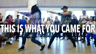Download ″THIS IS WHAT YOU CAME FOR″ - Rihanna X Calvin Harris Dance | @MattSteffanina ft Conor Maynard Video