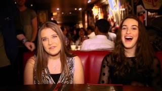 Download KINGSLAND ROAD Surprise Superfans at T.G.I. Friday's... Video
