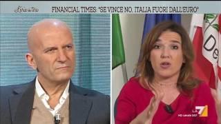Download L'aria che tira - Referendum, tra Merkel e Montalbano (Puntata 21/11/2016) Video