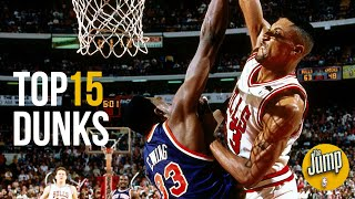 Download 15 Most Memorable NBA Dunks of All-Time | The Jump | ESPN Video