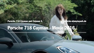 Download Porsche 718 Cayman - Movie 2016 Video