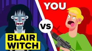 Download YOU vs THE BLAIR WITCH - Who Would Win? (Blair Witch Project Horror Movie) Video