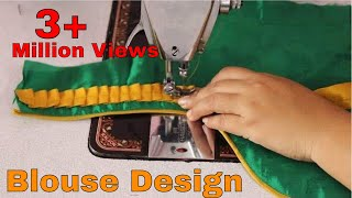 Download Simple Design Model Blouse Video