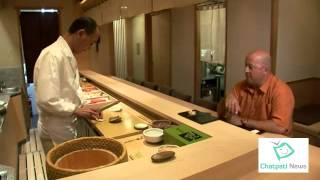 Download A private lunch with a sushi master Video