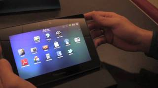 Download First Look: BlackBerry PlayBook OS 2 Developer Beta Video