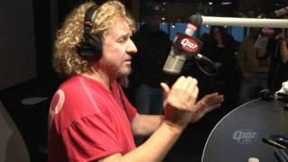 Download Sammy Hagar on Eddie Van Halen - Q107 Classic Rock Video